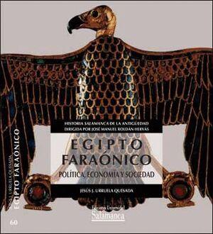 EGIPTO FARAÓNICO. POLÍTICA, ECONOMÍA Y SOCIEDAD
