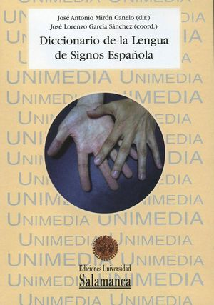 DICCIONARIO DE LA LENGUA ESPAÑOLA DE SIGNOS CD.