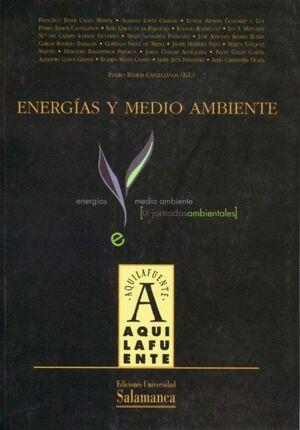 ENERGÍAS Y MEDIO AMBIENTE