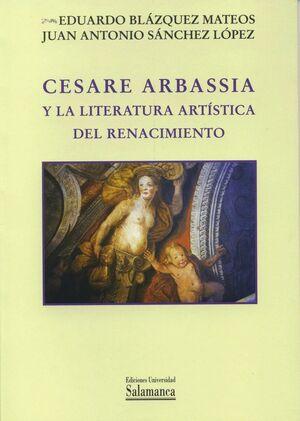 CESARE ARBASSIA Y LA LITERATURA ARTÍSTICA DEL RENACIMIENTO