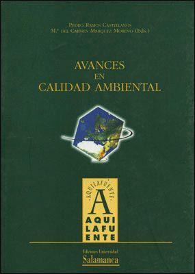 AVANCES EN CALIDAD AMBIENTAL