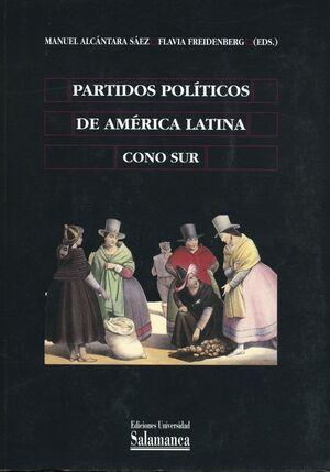 PARTIDOS POLÍTICOS DE AMÉRICA LATINA