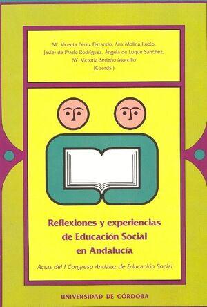 REFLEXIONES Y EXPERIENCIAS DE EDUCACIÓN SOCIAL EN ANDALUCÍA