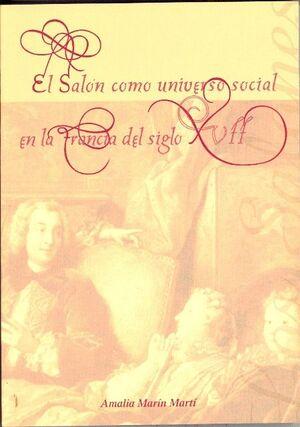 EL SALÓN COMO UNIVERSO SOCIAL EN LA FRANCIA DEL SIGLO XVII