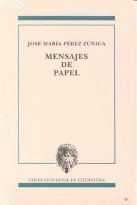MENSAJES DE PAPEL