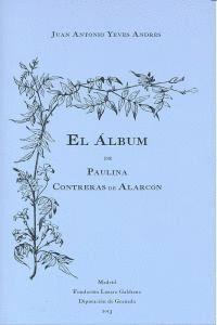 EL ÁLBUM DE PAULINA CONTRERAS DE ALARCÓN