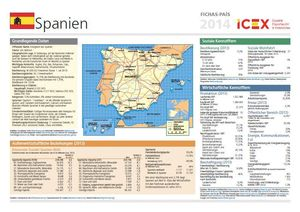 FICHA PAÍS: SPANIEN
