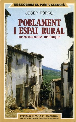 POBLAMENT I ESPAI RURAL