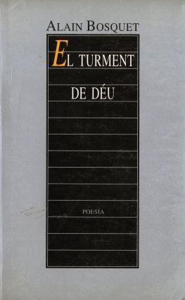 EL TURMENT DE DÉU