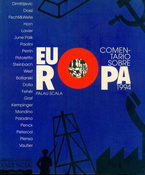 COMENTARIO SOBRE EUROPA 94