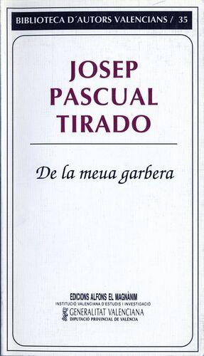 DE LA MEUA GARBERA