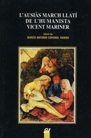 L'AUSIÀS MARCH LLATÍ DE L'HUMANISTA VICENT MARINER