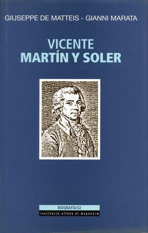 VICENTE MARTÍN Y SOLER