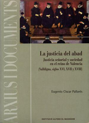 LA JUSTICIA DEL ABAD