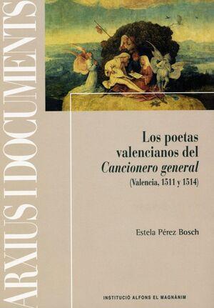 LOS POETAS VALENCIANOS DEL CANCIONERO GENERAL (VALENCIA 1511 Y 1514)
