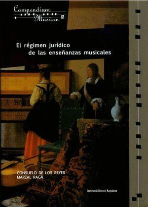 EL RÉGIMEN JURÍDICO DE LAS ENSEÑANZAS MUSICALES EN ESPAÑA