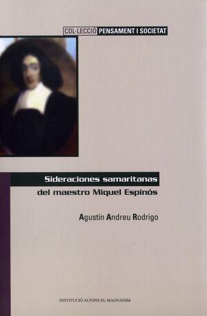 SIDERACIONES SAMARITANAS DEL MAESTRO MIQUEL ESPINÓS
