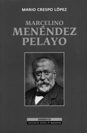 MARCELINO MENÉNDEZ PELAYO