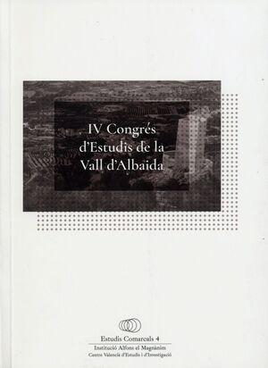 IV CONGRÉS D'ESTUDIS DE LA VALL D'ALBAIDA