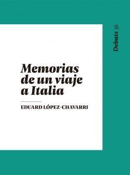 MEMORIAS DE UN VIAJE A ITALIA