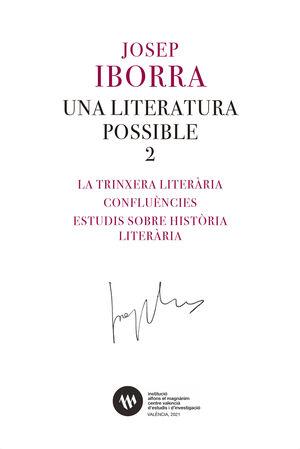 UNA LITERATURA POSSIBLE