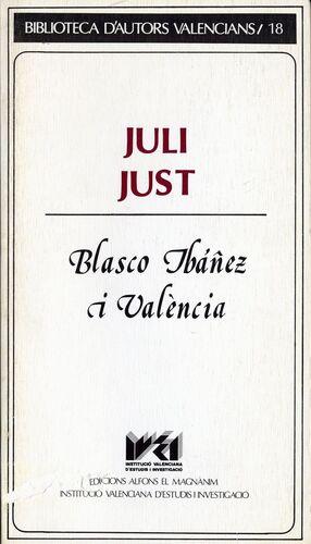 BLASCO IBÁÑEZ I VALÈNCIA