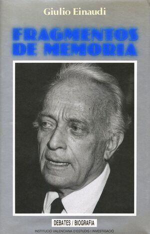 FRAGMENTOS DE MEMORIA