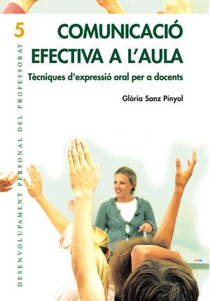 COMUNICACIÓ EFECTIVA A L'AULA