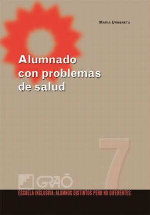 ALUMNADO CON PROBLEMAS DE SALUD