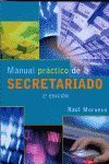 MANUAL PRÁCTICO DE SECRETARIADO. 2ª EDICIÓN.