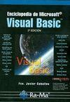 ENCICLOPEDIA DE MICROSOFT VISUAL BASIC. 2ª EDICIÓN
