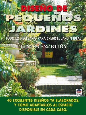 DISEÑO DE PEQUEÑOS JARDINES