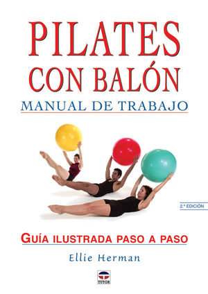 MANUAL DE TRABAJO DE PILATES CON BALÓN