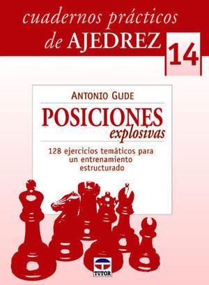 CUADERNOS PRÁCTICOS DE AJEDREZ 14. POSICIONES EXPLOSIVAS