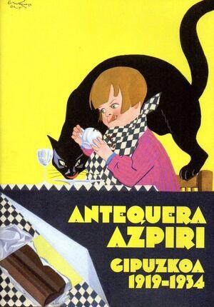 ANTEQUERA AZPIRI-GIPUZKOA 1919-1934