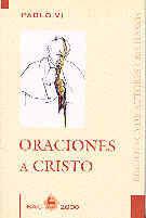 ORACIONES A CRISTO