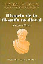 HISTORIA DE LA FILOSOFA MEDIEVAL