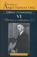 OBRAS COMPLETAS DE ÁNGEL HERRERA ORIA. VI: DISCURSOS Y CONFERENCIAS (2)