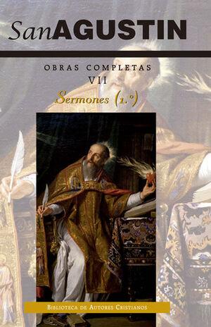 OBRAS COMPLETAS DE SAN AGUSTÍN. VII: SERMONES (1.º): 1-50: SOBRE EL ANTIGUO TESTAMENTO