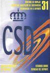 CONTROL DEL DOPAJE : ASPECTOS ANALÍTICOS DE SUSTANCIAS PROHIBIDAS EN EL DEPORTE