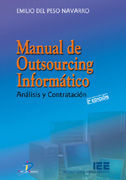 MANUAL DE OUTSOURCING INFORMÁTICO