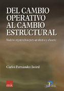 DEL CAMBIO OPERATIVO AL CAMBIO ESTRUCTURAL