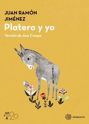 PLATERO Y YO (LIBRO + CD)