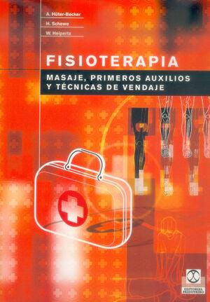 FISIOTERAPIA. MASAJES, PRIMEROS AUXILIOS Y TÉCNICAS DE VENDAJE (BICOLOR)