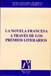 LA NOVELA FRANCESA A TRAVÉS DE LOS PREMIOS LITERARIOS