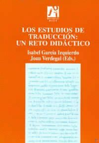 LOS ESTUDIOS DE TRADUCCIÓN: UN RETO DIDÁCTICO
