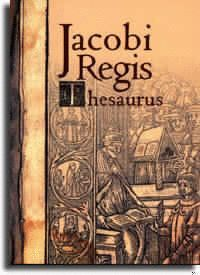 JACOBI REGIS THESAURUS