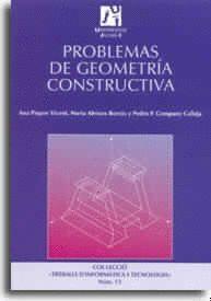 PROBLEMAS DE GEOMETRÍA CONSTRUCTIVA