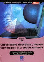 CAPACIDADES DIRECTIVAS Y NUEVAS TECNOLOGÍAS EN EL SECTOR TURÍSTICO