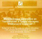 METODOLOGIES CENTRADES EN L'ESTUDIANTAT A L'ESPAI EUROPEU D'EDUCACIÓ SUPERIOR